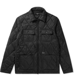 HUF Black HUF Quilted Work Jacket Picutre