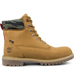 Black Scale Timberland x Black Scale Wheat 6-inch Premium Boots Picture