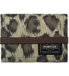 Head Porter Savanna Band Card Case Picutre
