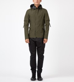 ACRONYM® Brown GT-J29A Jacket Model Picture