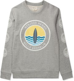 BWGH Shade/White Surf Sweater Picutre