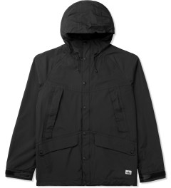 Penfield Black Clarkdale Hooded Shell Jacket Picture