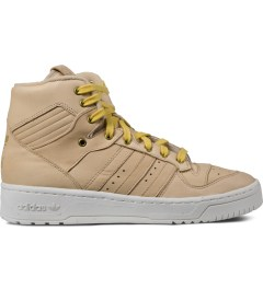 adidas Originals adidas Originals by NIGO St Pale Nude/St Pale Nude/White Rivalry Hi Top Shoes Picture