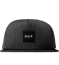 HUF Black Japanese Speckle Volley Cap Picutre