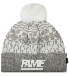 Hall of Fame White Boulder Beanie Picture