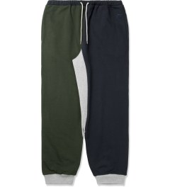 Hall of Fame Forest Green Multi Sweatpants Picture