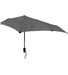 senz° Automatic Leopard Silver Senz6 Umbrella Picture