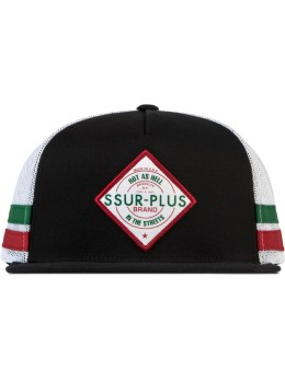 SSUR Black Heat Trucker Hat Picture