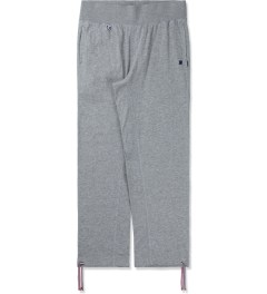 Undefeated Heather Grey Double Knit II Pants Picture
