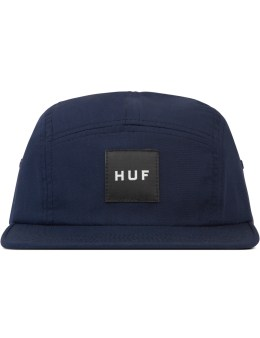 HUF Navy Box Logo Volley  Picture