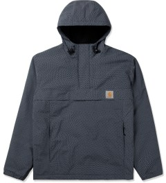 Carhartt WORK IN PROGRESS Kruger Dots/Marlin Nimbus Pullover Jacket Picutre