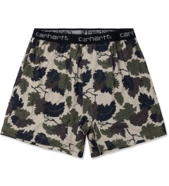 Carhartt WORK IN PROGRESS Camo Mitchell Trunk Shorts Picutre