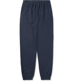 SUNSPEL Navy Melange Track Pants Picutre