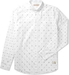 Libertine-Libertine White/Black Hunter Shirt Picutre