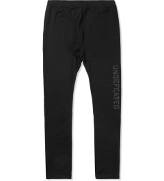 Undefeated Black Technical Running Pants II Picture