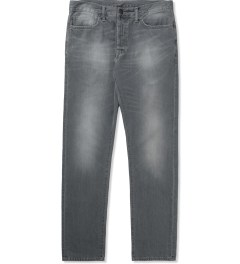 Carhartt WORK IN PROGRESS Grey Coast Washed Klondike Pants II Picutre