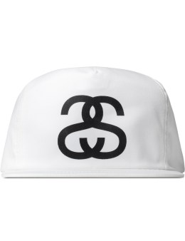 Stussy White Big SS Link SP15 Cap Picture
