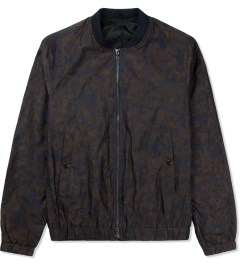 Uniforms for the Dedicated Navy/Copper Jaquard Keaton Mods Jacket Picture