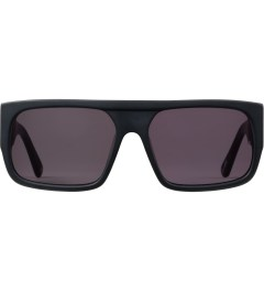 SUNDAY SOMEWHERE Matte Black Pera Sunglasses Picutre