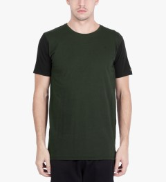 ZANEROBE Petrol Flintlock T-Shirt Model Picutre