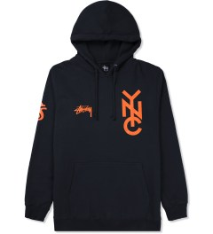 Stussy Navy NYC 80 Hoodie Picture