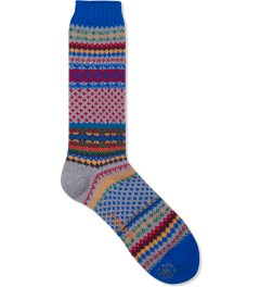 CHUP Blue Skog Socks Picture