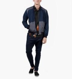 i love ugly. Black Englishman Short Sleeve Shirt Model Picutre