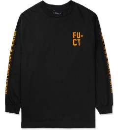 FUCT Black Harley David Son of a Bitch L/S T-Shirt Picture