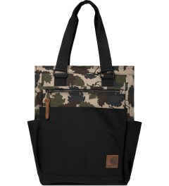 Carhartt WORK IN PROGRESS Camo Mitchell/Black Moore Bag Picutre