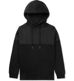 Blood Brother Black Blackout OTH Hoodie Picutre