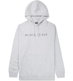 Black Scale Grey Left Hand Path Pullover Hoodie Picture