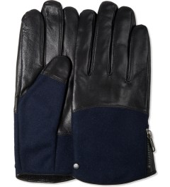 Surface to Air Black/Navy Allen Gloves Picture