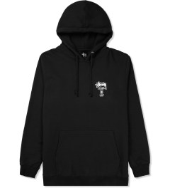 Stussy Black World Tour Hoodie Picture