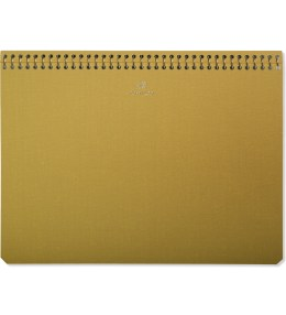 POSTALCO School Bus Yellow Pingraph A5 Notebook Picture