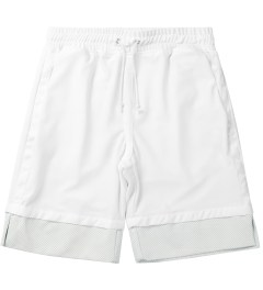3.W.Y White Closer Shorts Picture
