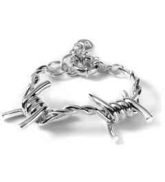 AMBUSH® Silver Classic Chain 3 Bracelet Picture