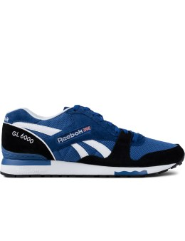 Reebok Collegiate Royal/Black/White M46405 GL 6000 Shoes Picture