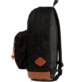 HUF HUF x Jansport Black Right Pack Backpack Model Picture