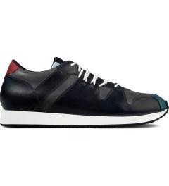 KRISVANASSCHE Black Hiking Sneakers Picture