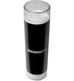 Midnight Studios Logo Prayer Candle Model Picture