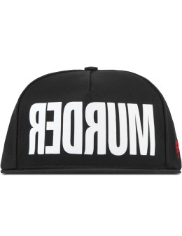 SSUR Black Murder 5 Panel Snapback  Picture
