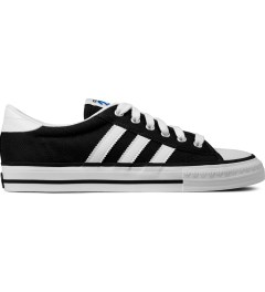 adidas Originals adidas Originals by NIGO Black Shooting Star Low Top Sneakers Picture