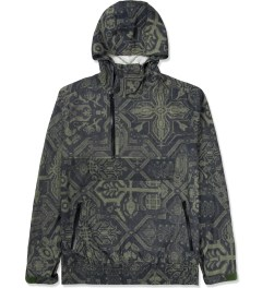 Black Scale Olive Erlanger Jacket Picture