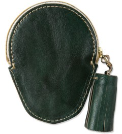 EOTOTO Green Big Tassel Fancy Coin Case Model Picutre