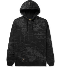 10.Deep Black Worldwide Hoodie Picture