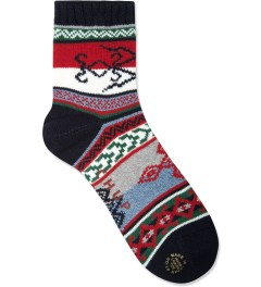CHUP Navy Rela Socks Picture