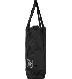 Stussy Black Stussy x Herschel Supply Co. Cities Tote Bag Model Picture
