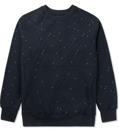 Publish Navy Irons Crewneck Sweater Picture