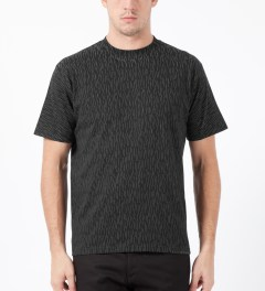 ICNY Black Rain S/S Dri Balance T-Shirt Model Picture
