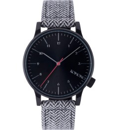 KOMONO Herringbone Heritage Winston Watch Picture